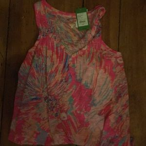 NWT Lilly Pulitzer tank top